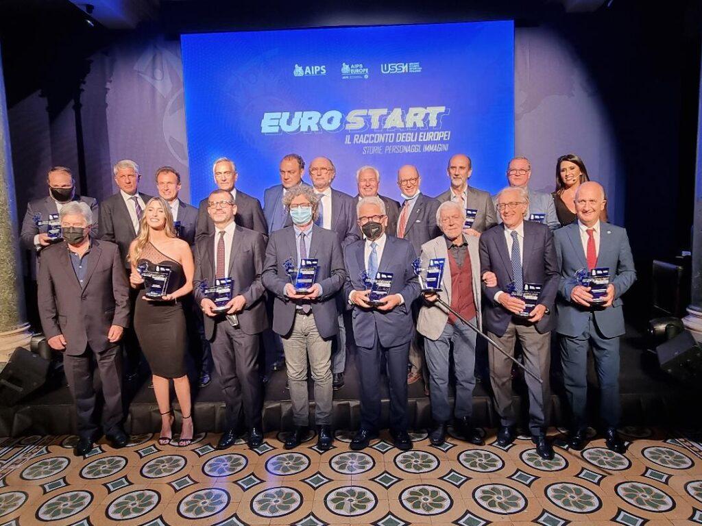 USSI ed AIPS serata di gala per EUROSTART