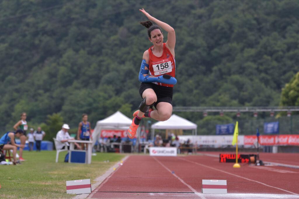 Info Fispes: Atletica para(O)limpica: Francesca Cipelli record italiano nel lungo a Celle Ligure