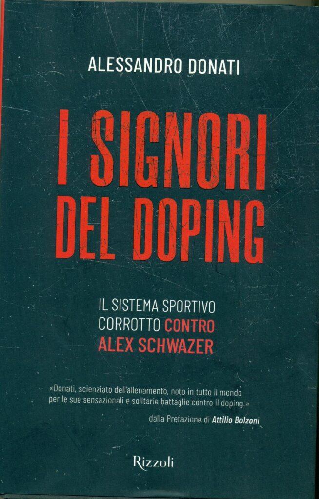 Il libro-documento di Alessandro Donati: