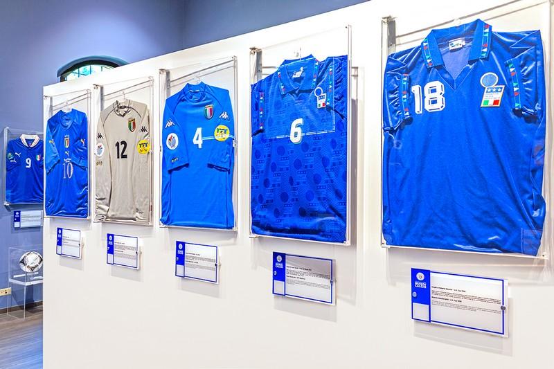 E il 20 Luglio tutti al Museo del Calcio a Coverciano, Firenze!