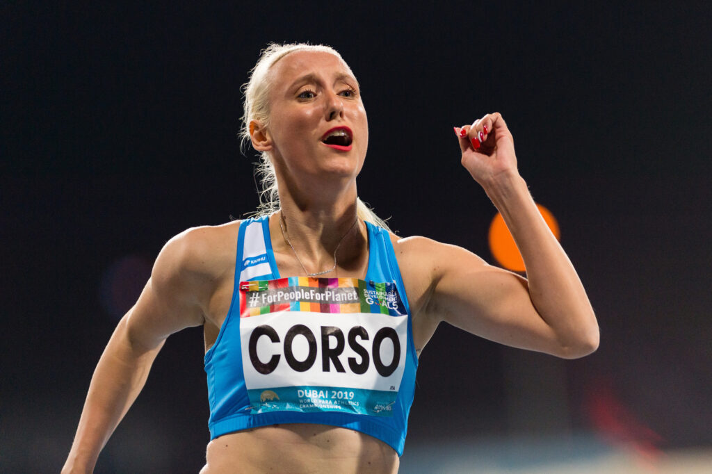 Info Fispes - Atletica para(O)limpica, Tokyo 2020: Oxana Corso ottava nei 100