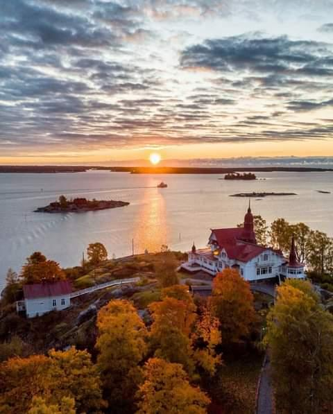 Finlandia: RUSKA, L'ESPLOSIONE DI CALDI COLORI