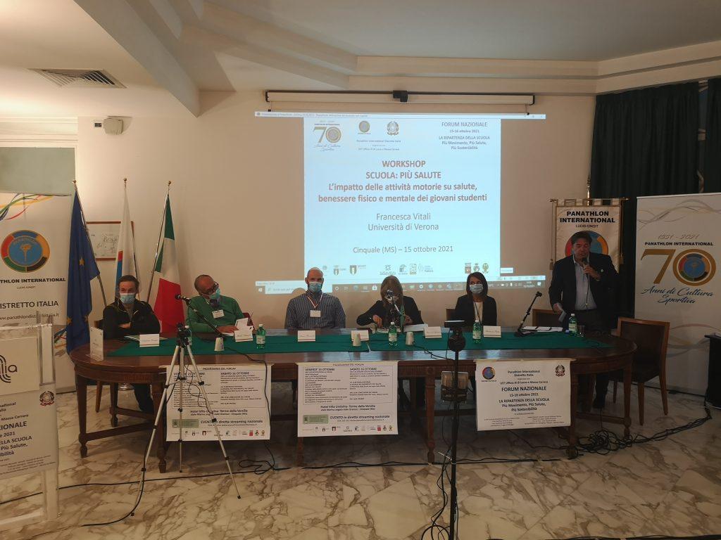 """""""Scuola: Più Salute"""": Il secondo workshop del Forum Nazionale """"La Ripartenza della Scuola"""""""