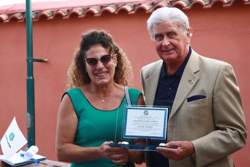 Al Tennis Club Poseidon di Ercolano, premiata la paratleta Matilde Lauria