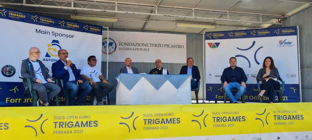 A Ferrara la 1^ edizione dei SUDS Euro TriGames