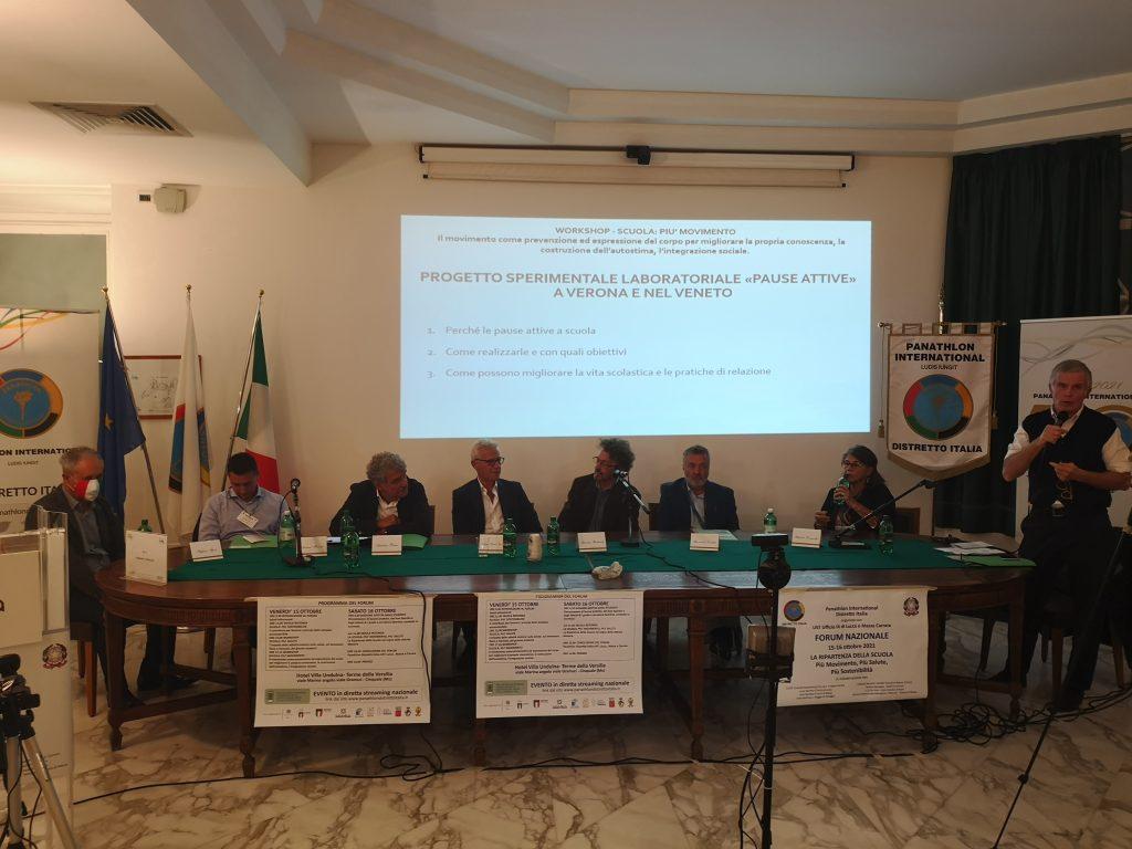 """""""Scuola: Più Movimento"""": Il terzo workshop del Forum Nazionale """"La Ripartenza della Scuola"""""""